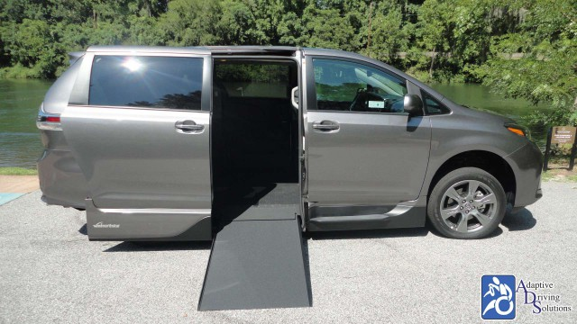 Jackson Sc Wheelchair, Vans 2018 Toyota Sienna VMI Toyota NorthstarAccess360wheelchair van for sale