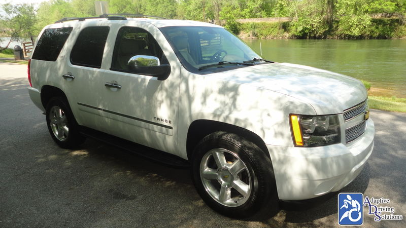 2010 Chevrolet Tahoe wheelchair van for sale