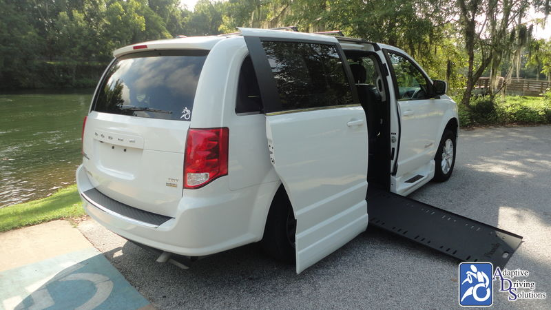 2019 Dodge Grand Caravan Wheelchair Van - Adaptive Driving Solutions