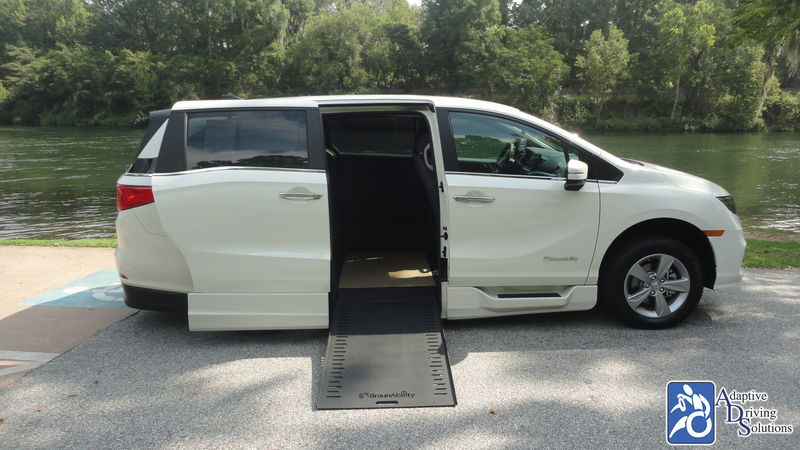 2019 Honda Odyssey Wheelchair Van - Adaptive Driving Solutions