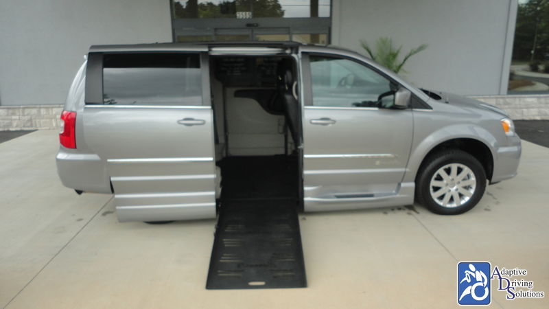 2016 Chrysler Town and Country Wheelchair Van - Adaptive Driving Solutions