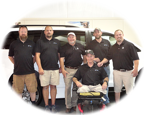 Wheelchair Van Sales, Service & Rentals - Georgia