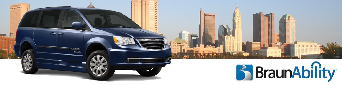 Chrysler Wheelchair Vans Georgia Banner Image