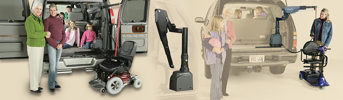 Scooter & Wheelchair Lifts Georgia Banner Image
