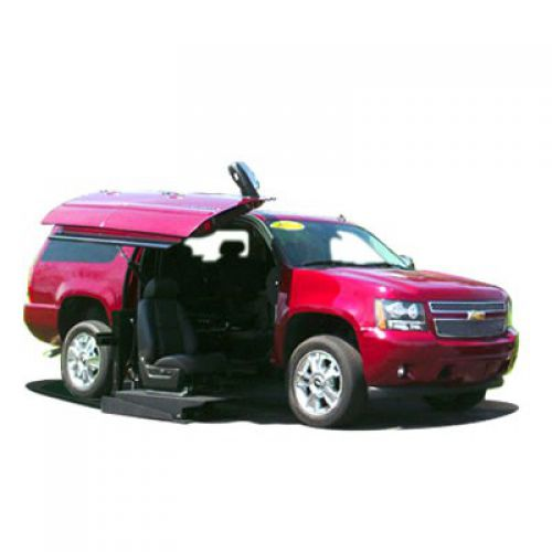 Chevrolet Suburban or GMC Yuko